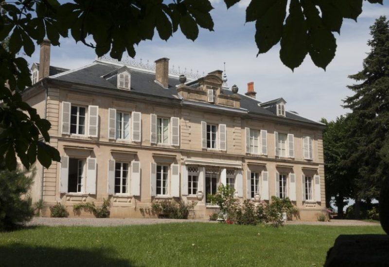 Exclusif. Fleuron du Beaujolais, le château des Ravatys rejoint le groupe Lavorel Hôtels