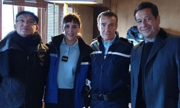 Téléfilm. Dans « Noir comme neige », Laurent Gerra enfile l'uniforme d'un policier