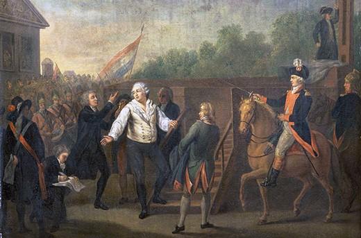 Lyon. Messes de requiem pour le roi Louis XVI