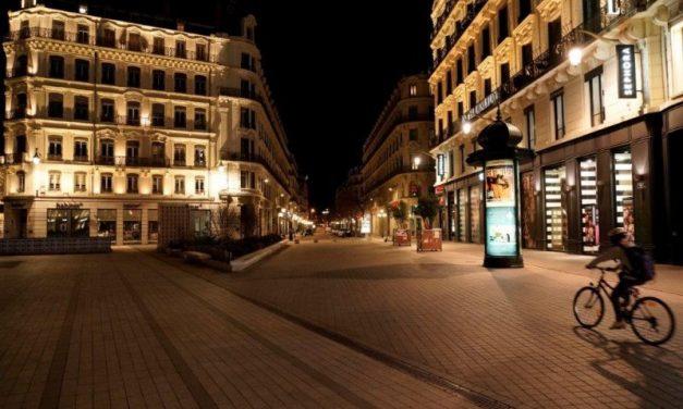 Lyon. Le couvre-feu avancé à 18h dès ce samedi