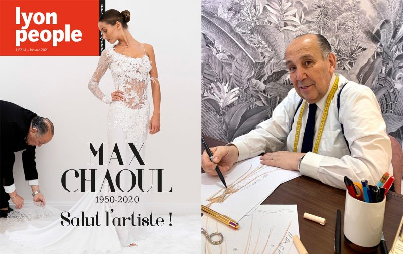 L'hommage des Lyonnaises à Max Chaoul dans le nouveau Lyon People