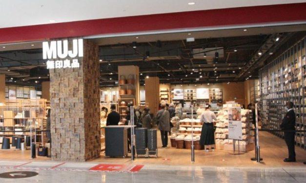 Lyon Part-Dieu. La nouvelle boutique Muji veut marquer les esprits