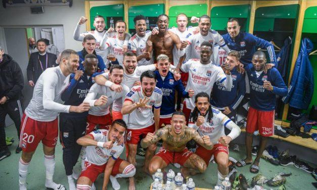 Derby ASSE 0 – Lyon 5. Les Verts humiliés dans leur chaudron
