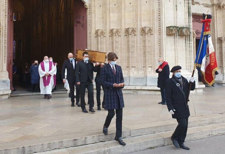 Lyon. Les émouvantes obsèques de Bernadette Isaac-Sibille en la cathédrale Saint Jean
