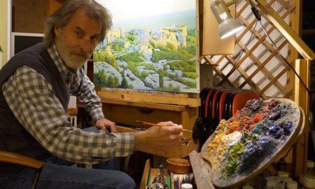 Lyon. Le peintre Gérard Dubois est mort