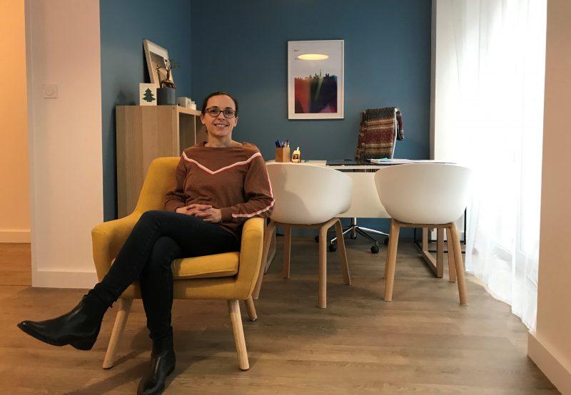 Traumatologie. À Lyon, Julie Francols met des mots sur les maux