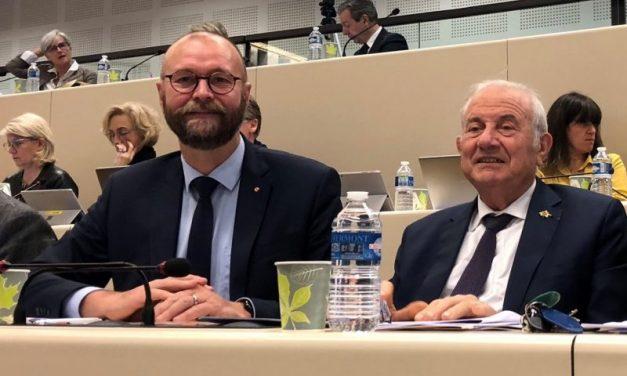 Alerte info. Christophe Quiniou, nouveau président du Sytral