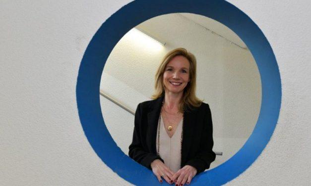 Karine Gaudinet-Guérin. Sa nouvelle vie de collaboratrice parlementaire d'Etienne Blanc