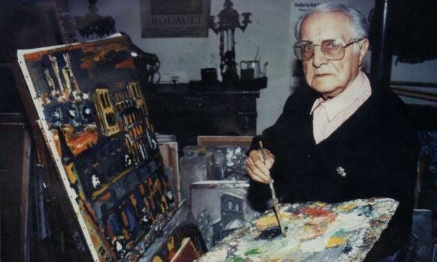 Lyon. Le peintre Jean Couty bientôt timbré ?