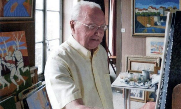 Lyon. Disparition de James Bansac, peintre & bâtisseur