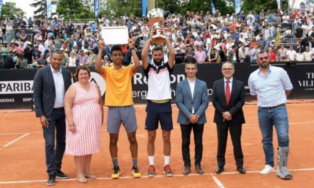 Tennis à Lyon. L'Open Parc reprend du service en 2021