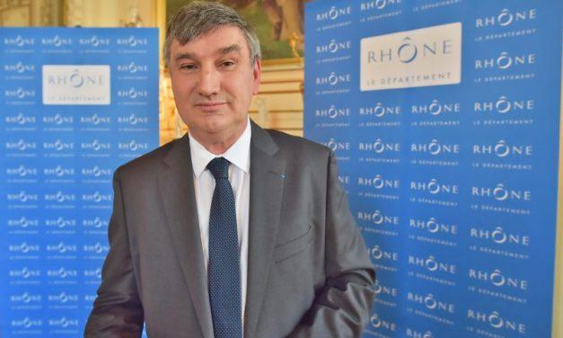 Le Rhône reconfiné. Christophe Guilloteau : « Il y a une crise de confiance ! »
