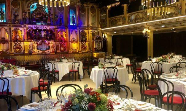 Dîner de gala «Les Authentiques de Lyon et du Rhône». C'est nouveau et ça va envoyer du lourd
