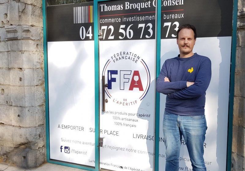 La Fédération Française de l'Apéritif va trinquer avec les Lyonnais