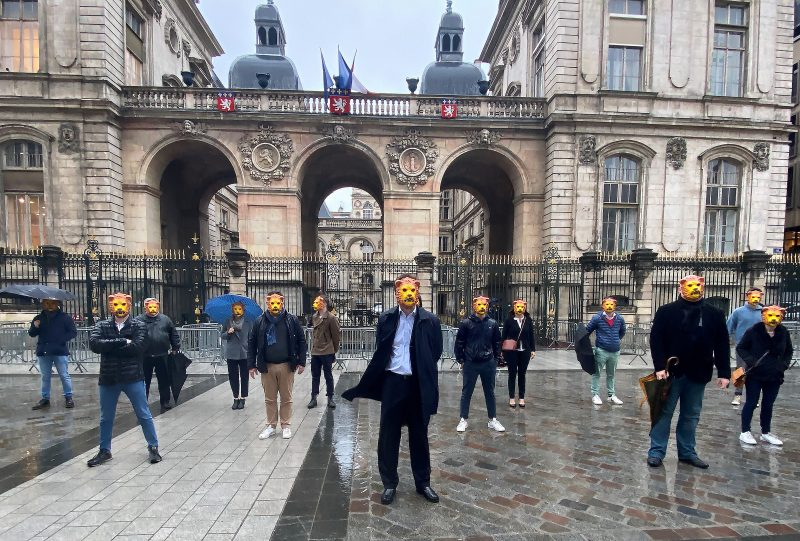 Lyon. Après 300 jours au pouvoir, Grégory Doucet se réveille avec la gueule de bois