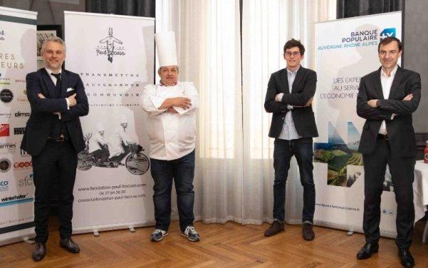Fondation Paul Bocuse et Banque Populaire. Solidarité concrète pour les restaurateurs !