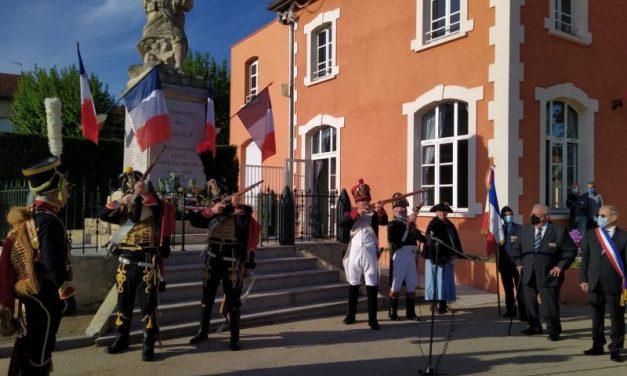 Bicentenaire de la mort de Napoléon Ier. La Ville de Jonage sort l'artillerie lourde