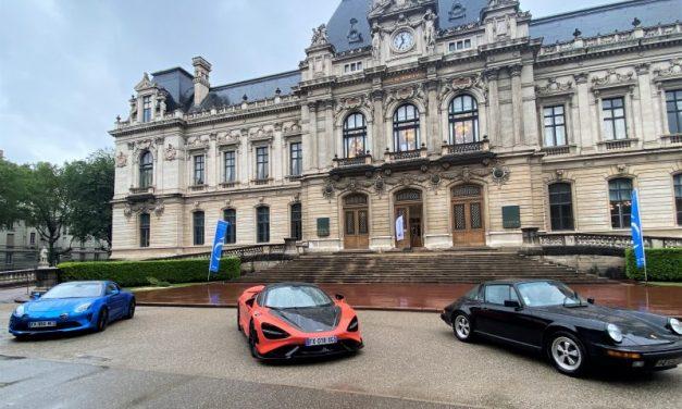 Rallye du Cœur à Lyon. Top départ pour soutenir les enfants atteints du cancer