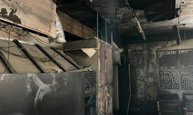 Incendie de The Maze, près de Lyon : « On fait le pari d'ouvrir les terrasses le 1er juillet »