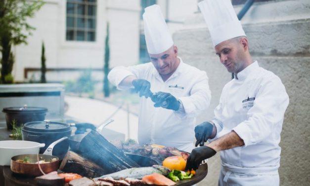 Gastronomie à Lyon. Chez Epona, une cuisine au braséro vous tend la main !