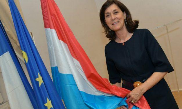 Lyon. Marie-Christine Herrbach, intronisée Consul du Luxembourg