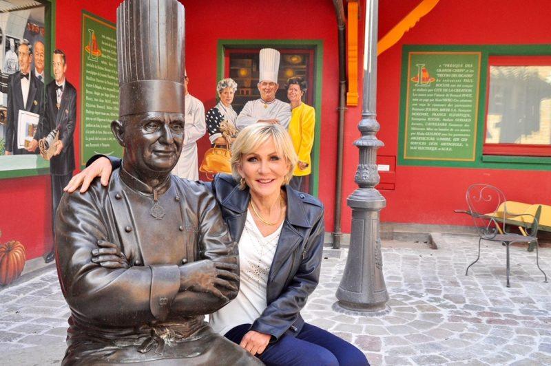 Lyon. 40 chefs rendent hommage à Odile Mattei « Goûtez voir » après 40 ans de journalisme