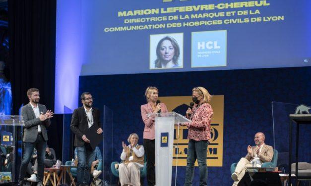 Lyon. 22 professionnels récompensés par les OURS de la communication