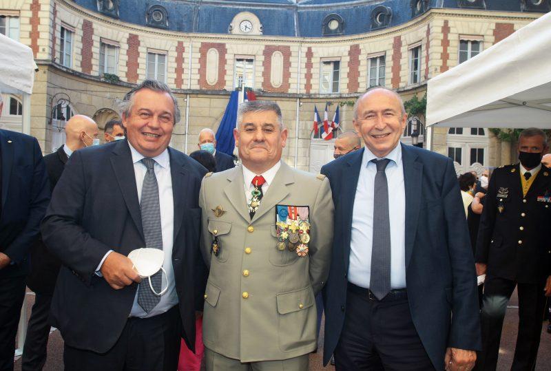 Lyon. L'émouvant adieu aux armes du gouverneur militaire Philippe Loiacono