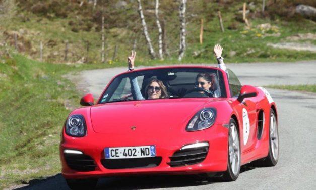 De Bagnols à Annecy. 40 super nanas pour un Wonder Rallye 100% féminin