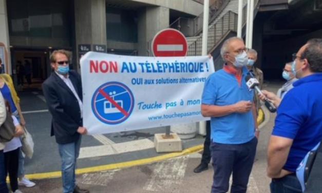 Lyon. Les opposants au téléphérique écolo manifestent aujourd'hui