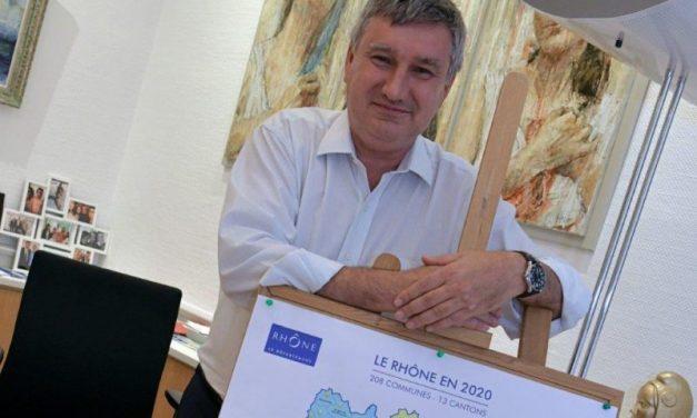 Christophe Guilloteau : « Dans le Rhône, le grand chelem n'est pas impossible »