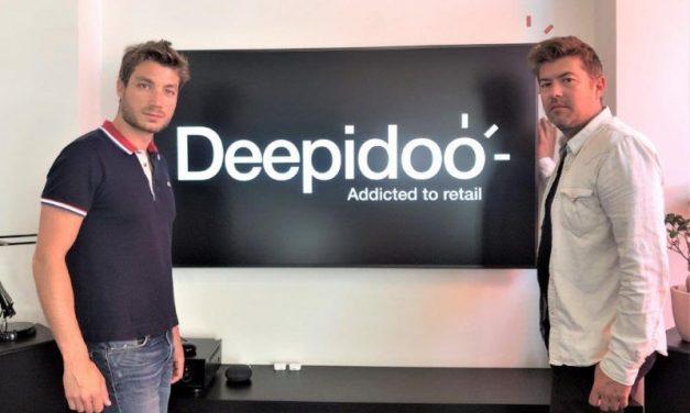 Deepidoo. Le tube sensoriel et audio des magasins connectés