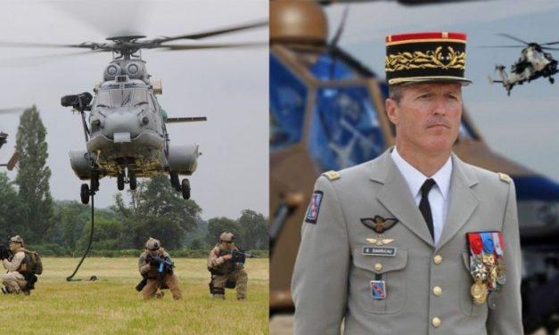Nomination. Le général Gilles Darricau sera le nouveau gouverneur militaire de Lyon