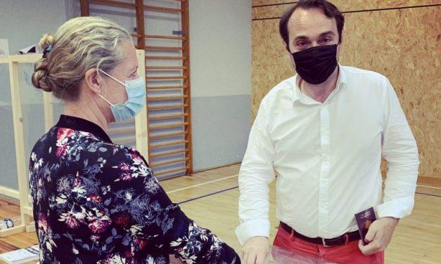 Élections régionales 2021. Les réactions de Jérémie Breaud et Renaud Pfeffer