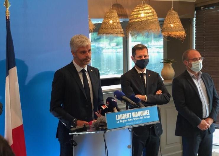 Élections régionales 2021. Vers un second succès pour Laurent Wauquiez