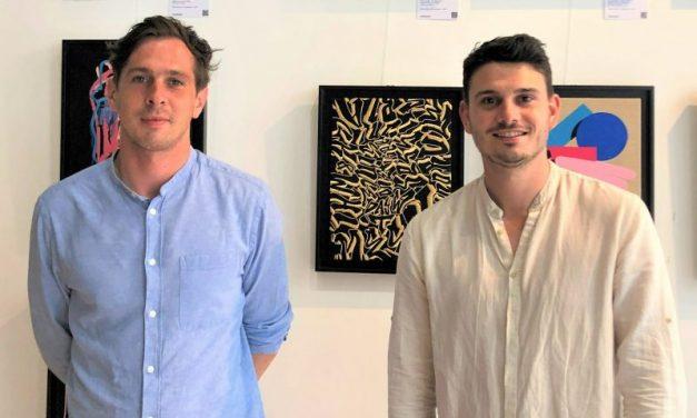 Lyon. Vangart tisse sa toile avec la broderie moderne