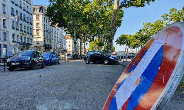 Lyon. Nouvelle fronde anti-écolo sur le quai Gailleton