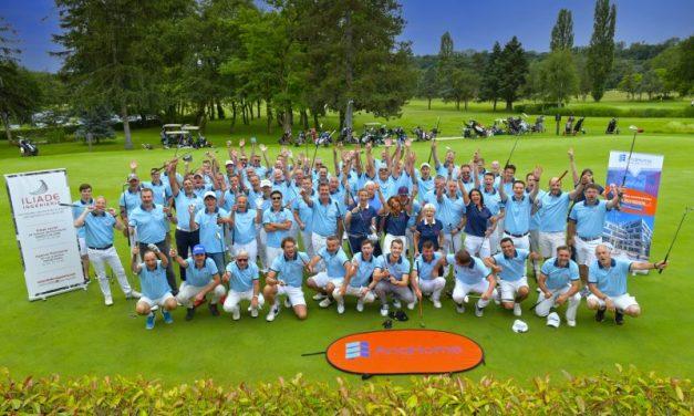 Trophée Toques & Green 2021. Des golfeurs treize à l'aise