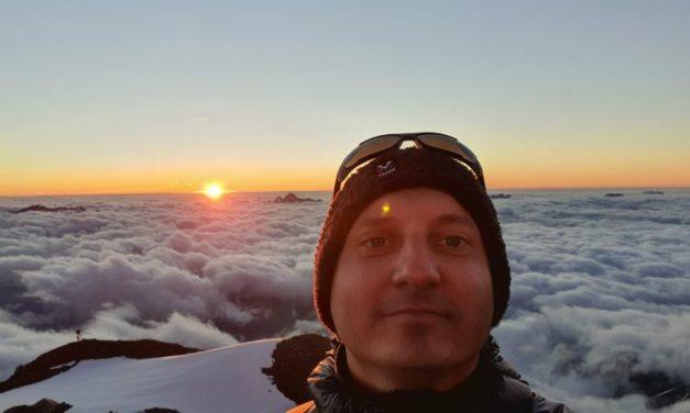Mont Blanc. L'ascension extraordinaire de Guillaume, blessé de guerre au Mali