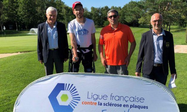 Le Challenge de golf Georges Mauduit a fait étape au GCL