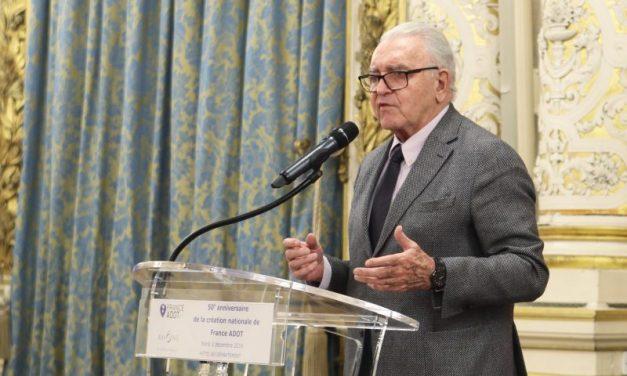 Quand les Lyonnais se souviennent du professeur Jean-Michel Dubernard, le jour de sa mort…