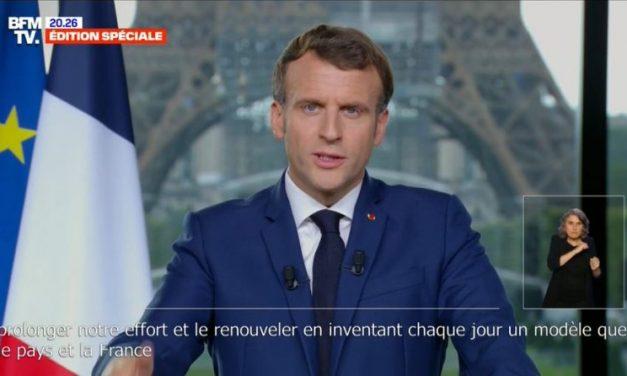 Allocution d'Emmanuel Macron. Le pass sanitaire obligatoire dans les restos et les bars dès le mois prochain