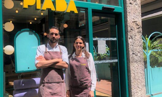 Nouveau à Lyon. Piada, le bon goût de la nouvelle Italie