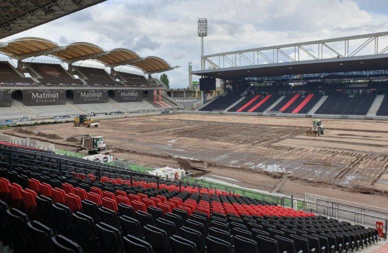 Lyon. De retour sur les terrains, le LOU Rugby a soif de sommets
