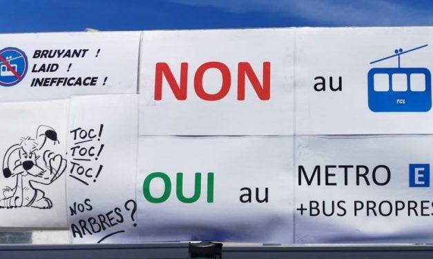 Téléphérique écolo à Lyon. Plus que quelques jours pour s'opposer au projet