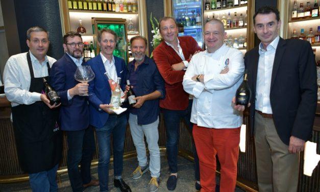 Dégustation à Lyon. Les vins de Bourgogne en fête au Président