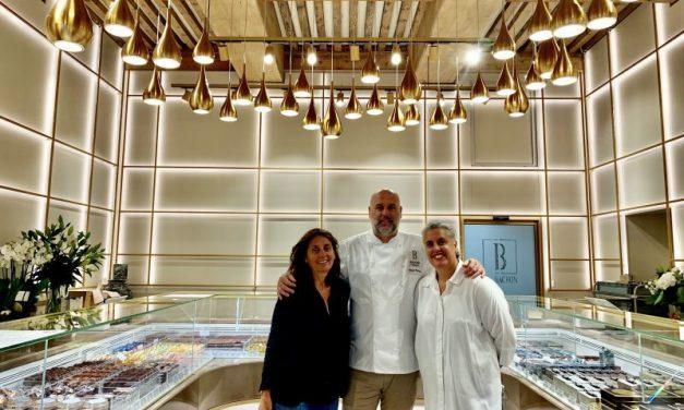 Gastronomie à Lyon. On fond pour la nouvelle boutique du chocolatier Bernachon