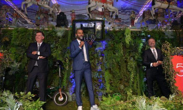 Top 500 des Lyonnais. Un dîner de gala façon All-Stars