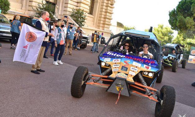 Rallye Aicha des Gazelles. Un podium et une nouvelle coupe pour Marta Pardo-Badier