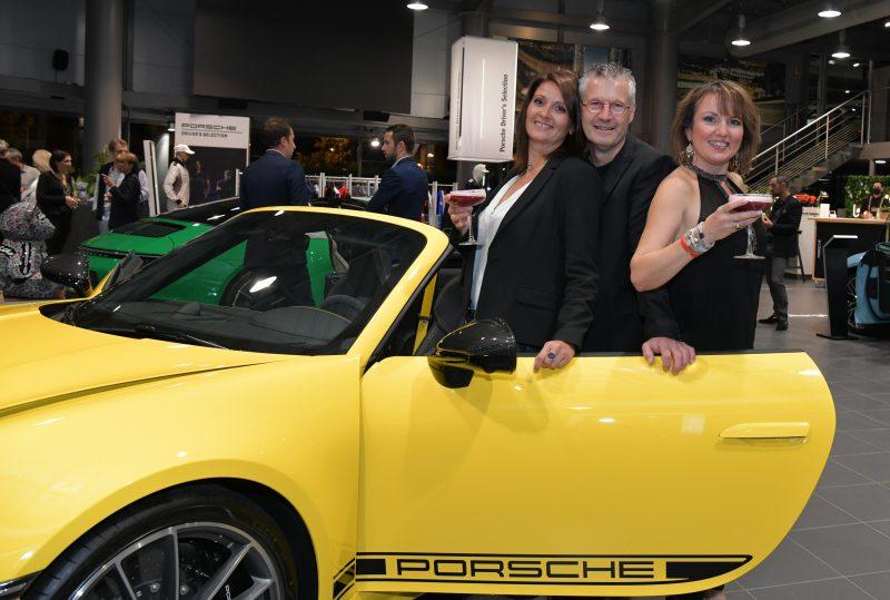 Centre Porsche Lyon Nord. Le charme de la personnalisation exclusive